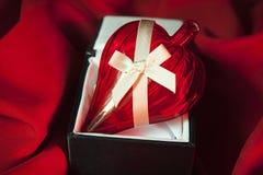 βαλεντίνος καρδιών Στοκ Εικόνες