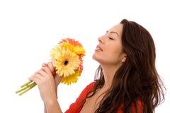 βαλεντίνος λουλουδιώ&n Στοκ εικόνα με δικαίωμα ελεύθερης χρήσης