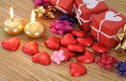 βαλεντίνος σοκολάτας s Στοκ εικόνα με δικαίωμα ελεύθερης χρήσης