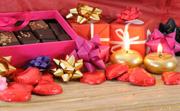βαλεντίνος σοκολάτας s Στοκ εικόνες με δικαίωμα ελεύθερης χρήσης