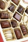 βαλεντίνος σοκολάτας s Στοκ Εικόνα