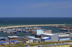 βαλτική θάλασσα μαρινών γρ Στοκ φωτογραφία με δικαίωμα ελεύθερης χρήσης