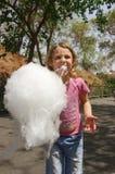 Βαμβάκι ζάχαρης Στοκ φωτογραφίες με δικαίωμα ελεύθερης χρήσης