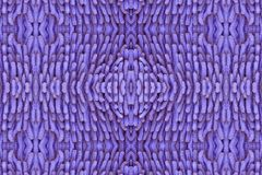 Βαμβακιού παλαιό υπόβαθρο σύστασης χρώματος υφάσματος το μπλε ερυθρό με το διάστημα αντιγράφων προσθέτει το κείμενο Στοκ φωτογραφία με δικαίωμα ελεύθερης χρήσης