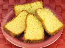 βανίλια κέικ στοκ φωτογραφίες