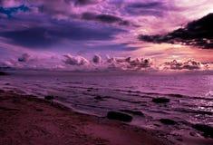 βανίλια ουρανού Στοκ φωτογραφίες με δικαίωμα ελεύθερης χρήσης