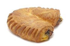 Βανίλια croissant Στοκ φωτογραφία με δικαίωμα ελεύθερης χρήσης