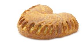 Βανίλια croissant Στοκ εικόνες με δικαίωμα ελεύθερης χρήσης