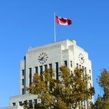 Βανκούβερ Δημαρχείο, Βανκούβερ, Π.Χ., Καναδάς Στοκ Φωτογραφία