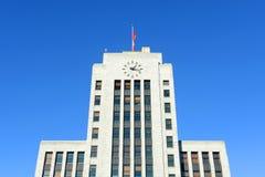 Βανκούβερ Δημαρχείο, Βανκούβερ, Π.Χ., Καναδάς Στοκ Φωτογραφίες