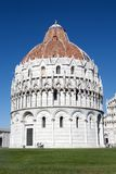 Βαπτιστήριο του ST John Πίζα Ιταλία στοκ εικόνα με δικαίωμα ελεύθερης χρήσης