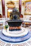 Βαπτιστήριο Lateran κοντά σε Archbasilica του ST John Lateran στη Ρώμη, Ιταλία Στοκ φωτογραφίες με δικαίωμα ελεύθερης χρήσης