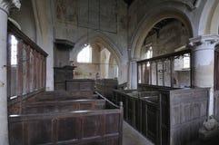 βαπτιστική εκκλησία εσωτερικός John ST Στοκ Φωτογραφίες