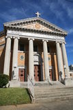βαπτιστική εκκλησία νότια στοκ εικόνες
