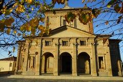 Βαπτιστική εκκλησία του ST John Στοκ εικόνα με δικαίωμα ελεύθερης χρήσης