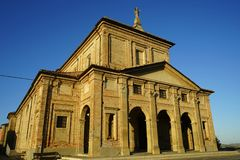 Βαπτιστική εκκλησία του ST John Στοκ Εικόνες