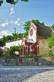 βαπτιστική εκκλησία John lviv ST Στοκ Φωτογραφία