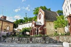 βαπτιστική εκκλησία John lviv ST Στοκ εικόνα με δικαίωμα ελεύθερης χρήσης