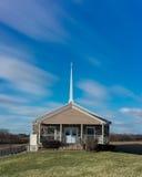 Βαπτιστική εκκλησία νίκης Στοκ Εικόνα