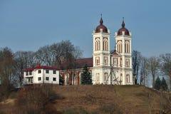 βαπτιστική εκκλησία John ST Στοκ εικόνα με δικαίωμα ελεύθερης χρήσης