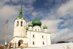 βαπτιστική εκκλησία John ST Στοκ Φωτογραφία