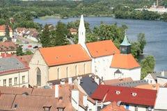 βαπτιστική εκκλησία John ST Στοκ φωτογραφία με δικαίωμα ελεύθερης χρήσης