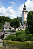 βαπτιστική εκκλησία John ST Στοκ Φωτογραφίες