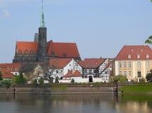 βαπτιστικός καθεδρικός &n Στοκ φωτογραφία με δικαίωμα ελεύθερης χρήσης