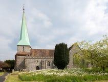 βαπτιστικό giovinazzo John ST εκκλησιών στοκ φωτογραφία