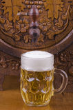 βαρέλι αγγλικής μπύρας Στοκ Φωτογραφίες