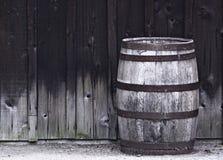 βαρέλι Στοκ φωτογραφία με δικαίωμα ελεύθερης χρήσης