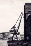 Βαρέων καθηκόντων γερανός Στοκ φωτογραφία με δικαίωμα ελεύθερης χρήσης
