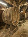 βαρέλια παλαιού ξύλινου Στοκ Εικόνες