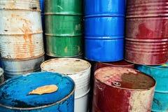 Βαρέλι πετρελαίου Στοκ Εικόνα