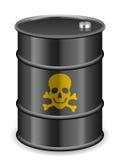 Βαρέλι πετρελαίου Στοκ Εικόνες