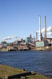 βαριά βιομηχανία Στοκ Εικόνες