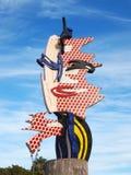 ΒΑΡΚΕΛΩΝΗ 16 ΦΕΒΡΟΥΑΡΊΟΥ: EL ΚΑΠ de Βαρκελώνη στις 16 Φεβρουαρίου 2014 στη Βαρκελώνη Στοκ εικόνα με δικαίωμα ελεύθερης χρήσης