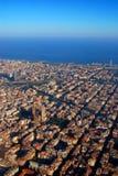 Βαρκελώνη Ισπανία Στοκ φωτογραφία με δικαίωμα ελεύθερης χρήσης
