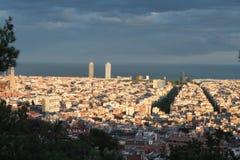 Βαρκελώνη Στοκ φωτογραφίες με δικαίωμα ελεύθερης χρήσης