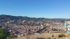 Βαρκελώνη Catalunia Ισπανία Στοκ Φωτογραφία