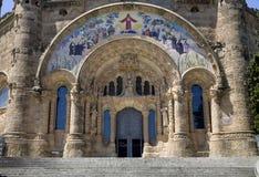 Βαρκελώνη church cor de Ιησούς sagrad Στοκ Εικόνα