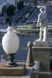 Βαρκελώνη montjuich Στοκ εικόνες με δικαίωμα ελεύθερης χρήσης