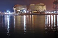 Βαρκελώνη wtc Στοκ εικόνες με δικαίωμα ελεύθερης χρήσης