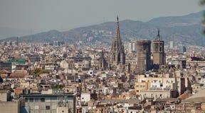 Βαρκελώνη Ισπανία Στοκ Φωτογραφίες