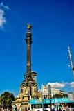 Βαρκελώνη Ισπανία Στοκ εικόνα με δικαίωμα ελεύθερης χρήσης