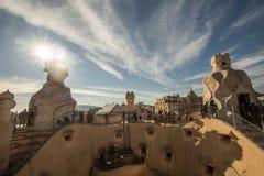 Βαρκελώνη, Ισπανία Στοκ Φωτογραφίες