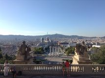 Βαρκελώνη Στοκ Φωτογραφία
