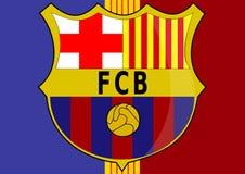 Βαρκελώνη FC Στοκ Φωτογραφία