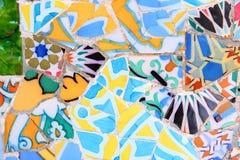 Βαρκελώνη Gaudi Στοκ φωτογραφία με δικαίωμα ελεύθερης χρήσης