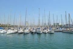 Βαρκελώνη PortVell στοκ φωτογραφία